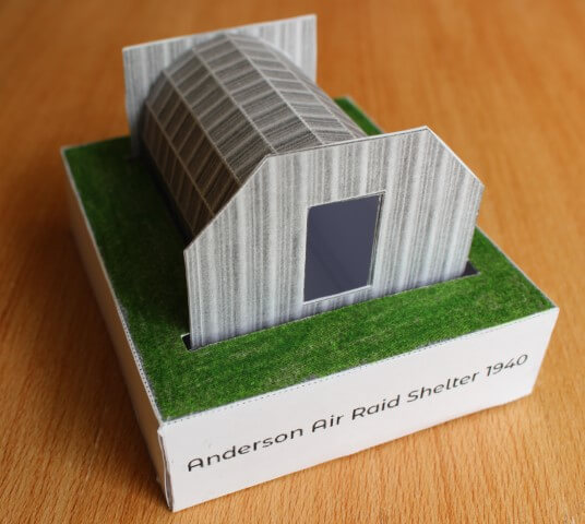 Card Anderson Shelter