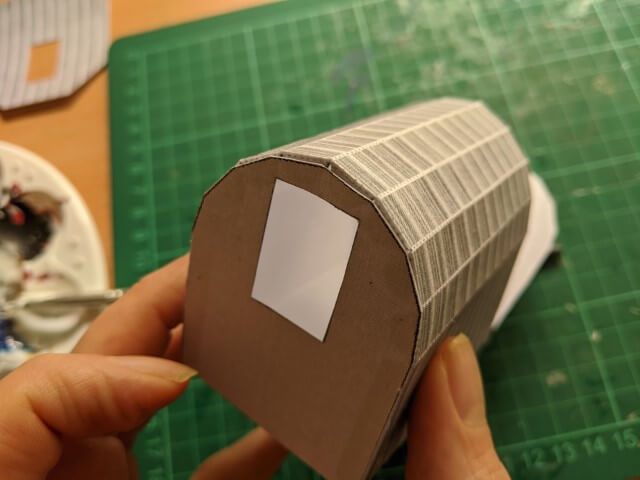 model anderson shelter step 5